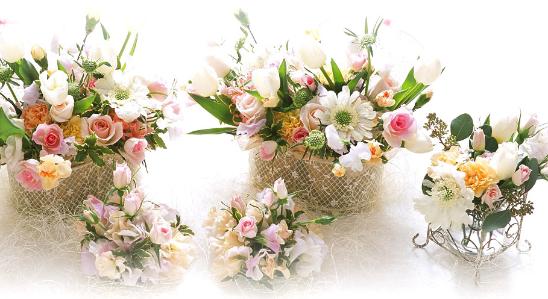 花・色・心理をトータルで学ぶ!花と心の学校 (東京)