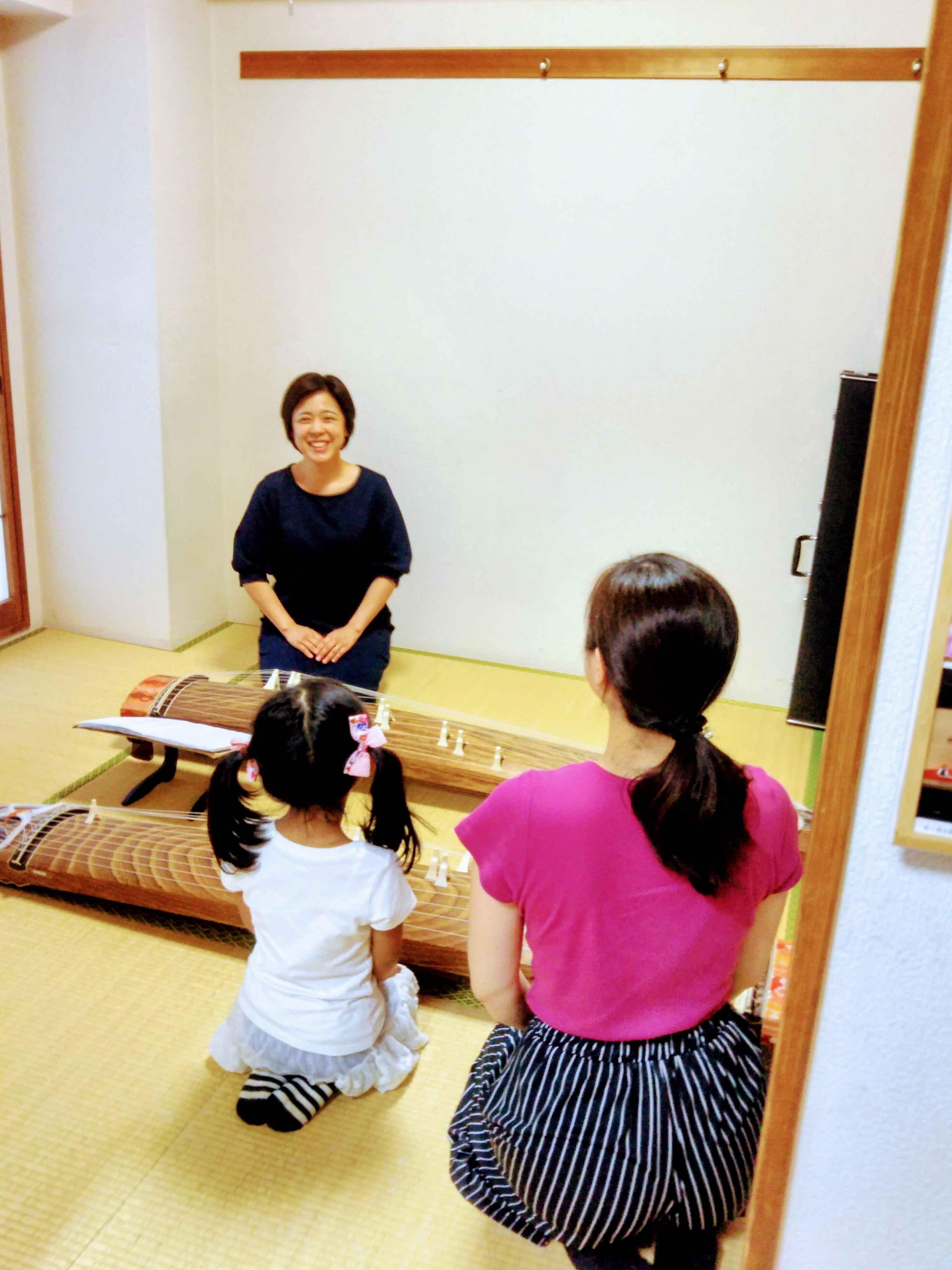 ★篠の会 お箏教室★ 横浜・東京のお琴教室★