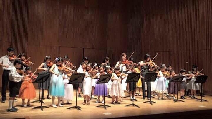 東京都練馬区 ヴァイオリン教室 【Polka 】