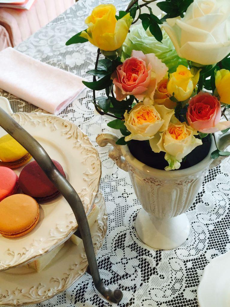ブリティッシュガーデン テーブルコーディネート・紅茶中国茶・食育教室 仙台校