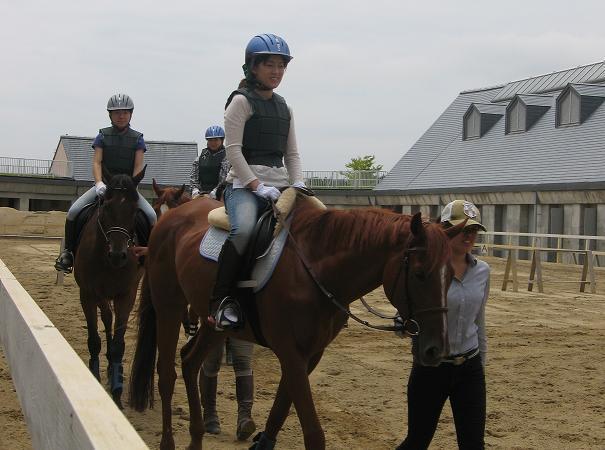 エクウス体験乗馬ツアー<First Riding> プレミアム・ライディング・クラブ[エクウス]