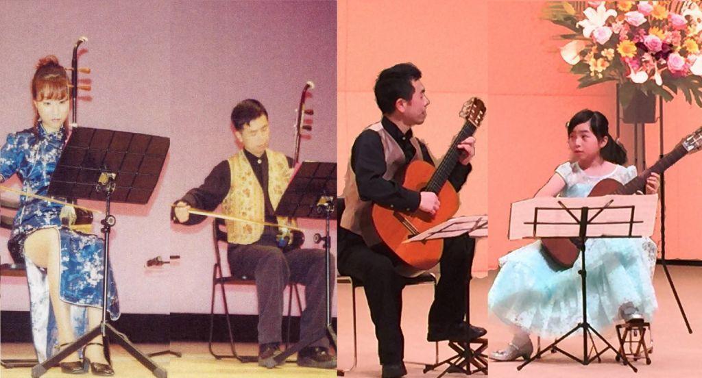 ギター・二胡のEnchante音楽教室、野並教室