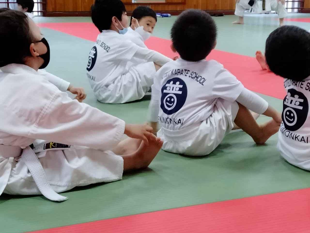 川崎市幸区空手クラブ 3歳から安心空手クラブ