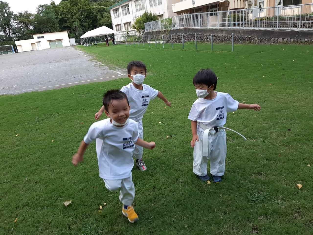 町田市鶴川空手クラブ 3歳からの空手クラブ