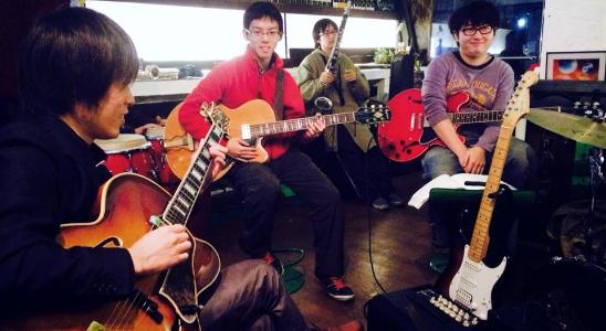 【オンライン】渡辺ジャズギター教室 ~自宅に居ながらスカイプレッスン