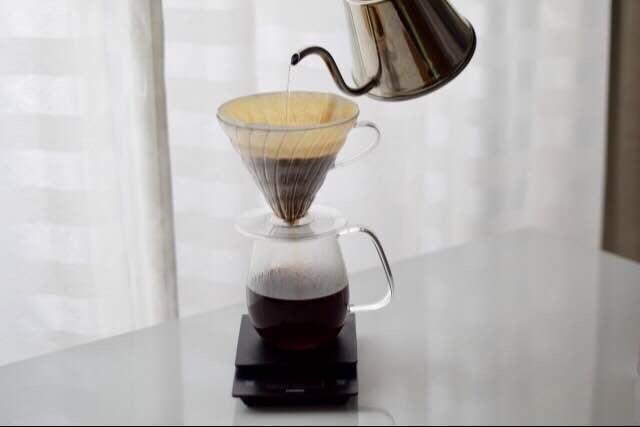 【オンライン】ハンドドリップを極める!コーヒー豆100g付き