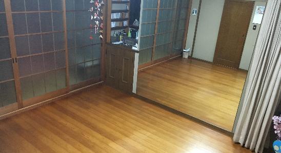 初めての日本舞踊