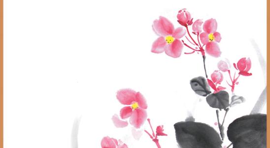 ★兵庫尼崎教室★大人の絵画・墨彩画
